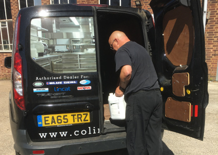 Maintenance Services from Colin Hill